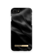 iDeal of Sweden iDeal Fashion Case for iPhone 6/6S/7/8 - Black Satin