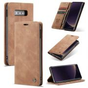 CASEME Cover for Samsung Galax S10e - Brown