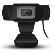 SiGN Webcam with Microphone 720P USB - Black