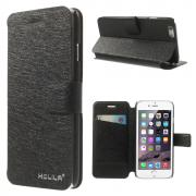 Taltech HOLILA Silk Cover for iPhone 7 & 8, Black
