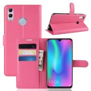 Litchi Cover for Huawei Honor 10 Lite / P Smart (2019) - Pink