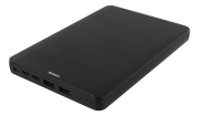 DELTACO Deltaco Powerbank 20000mAh, USB-C, Lightning - Black