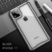 Taltech IPAKY Mu Feng Series Case for iPhone 11 Pro Max - Silver