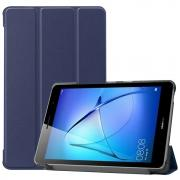 Taltech Tri-fold Cover for Huawei MatePad T8 - Dark Blue