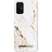 iDeal of Sweden iDeal Fashion Case for Samsung Galaxy S20 - Carrara Gold