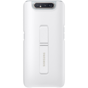 Samsung Samsung Standing Cover for Samsung Galaxy A80 - White