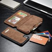 CASEME Cover with Detachable Magnetic Case for iPhone XS Max