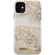 iDeal of Sweden iDeal Fashion Case for iPhone 11 - Sparkle Greige Marble