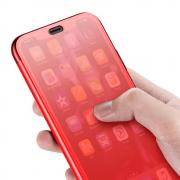 Baseus Baseus Touchable Cover for iPhone XR - Red