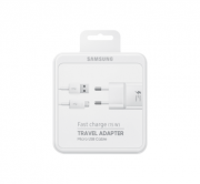 Samsung Samsung Fast Travel Adapter White 15W Micro USB