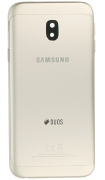 Samsung Galaxy J3 2017 Back Cover Duos Gold
