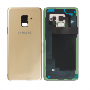 Galaxy A8 2018 Back Cover Gold (NO DUOS)