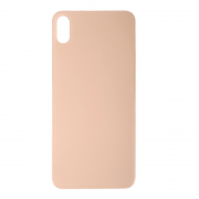 iPhone XS Max Back Cover Glas - Gold