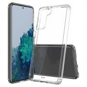 Taltech Crystal Clear Case for Samsung Galaxy S21 Plus - Transparent