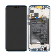huawei Y9 2019 LCD + Frame - Sapphire Blue