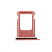 iPhone XR Sim Holder Coral