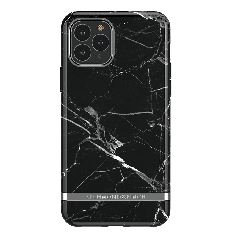 Richmond Richmond & Finch Case for iPhone 11 Pro - Black Marble