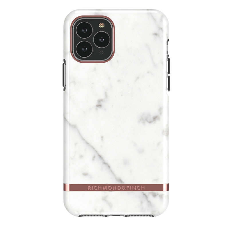 Richmond Richmond & Finch Case for iPhone 11 Pro - White Marble