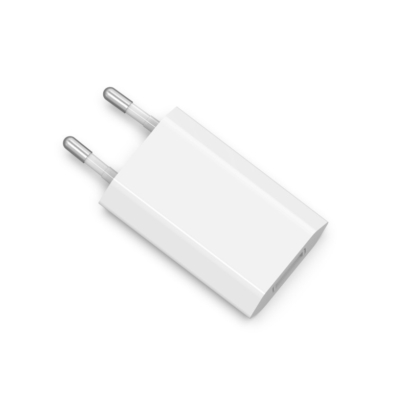 SiGN SiGN Wall Charger for iPhone, Android etc 1A White