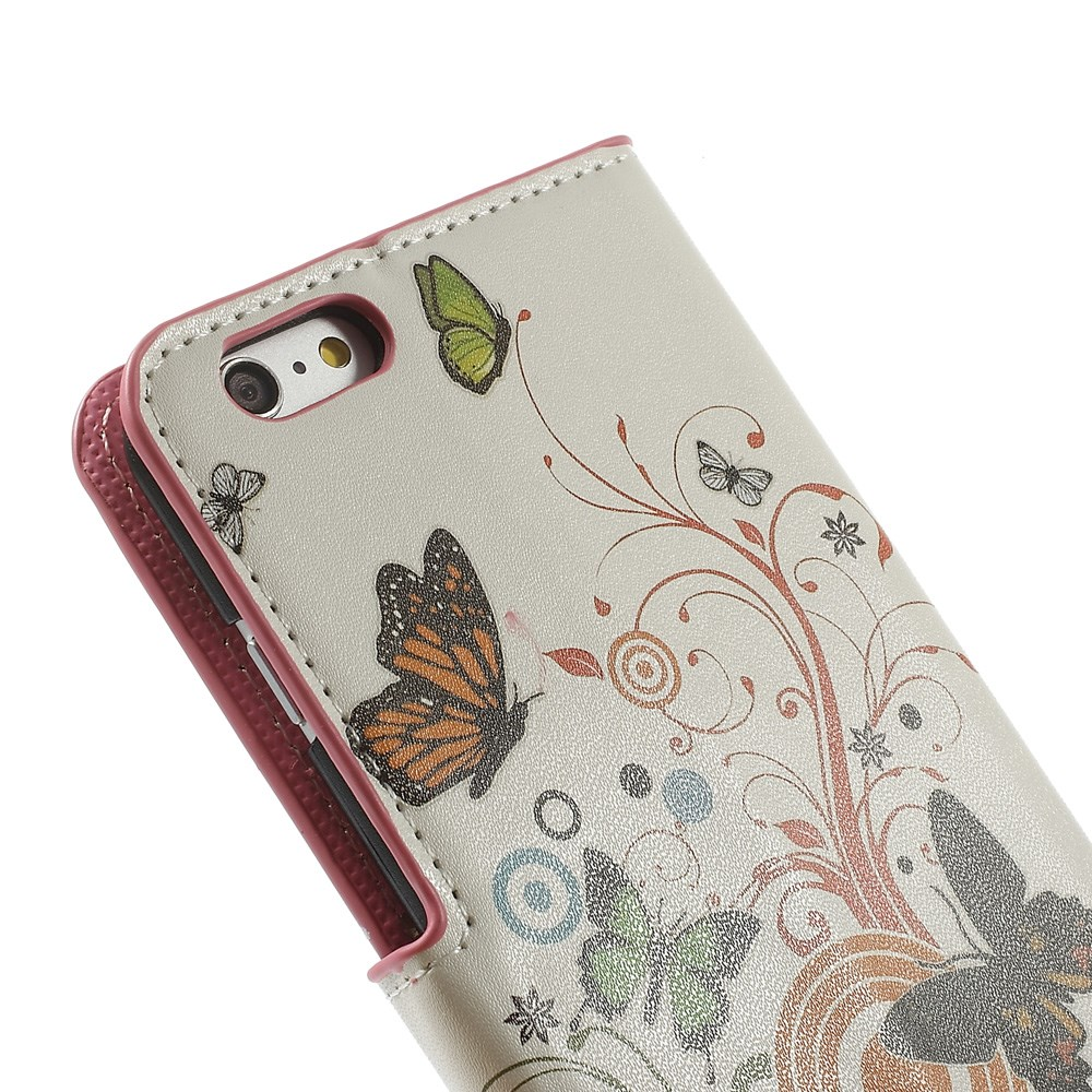 Cover for iPhone 6 & 6S Plus - Butterfly | Spares.se
